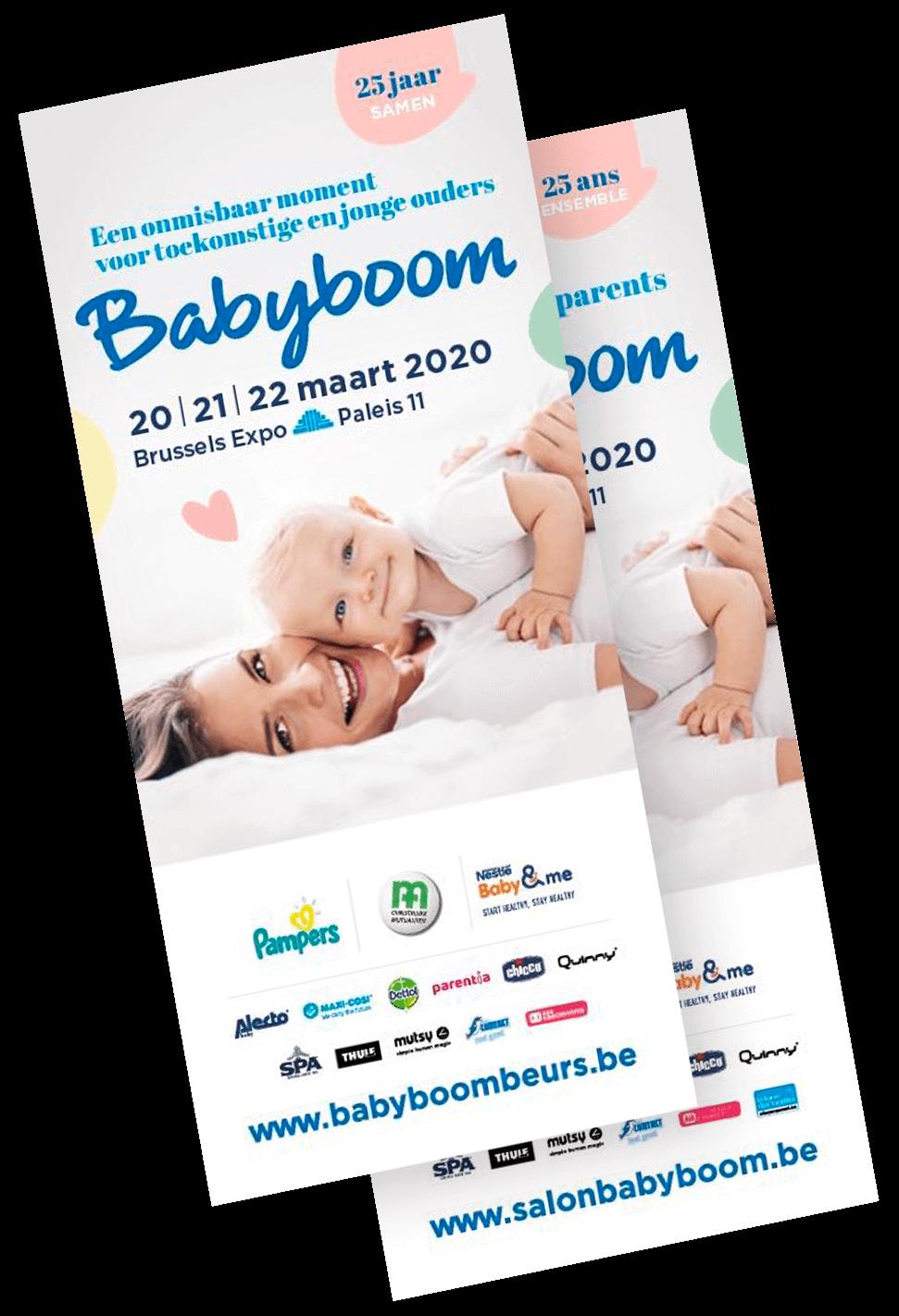 tickets nl - Win 2 VIP duotickets voor de Babyboom beurs